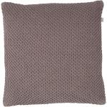 Kussenhoes Dragan 45x45 cm taupe