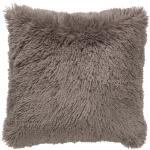 Kussenhoes Fluffy 45x45 cm taupe