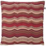 Kussenhoes Luuk 45x45 cm bordeaux multi